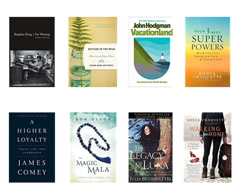 3aea1e67b4e3 This is my third annual list of favourite reads of the year. I upped my  reading game this year after reading On Writing by Stephen King (for  reasons ...